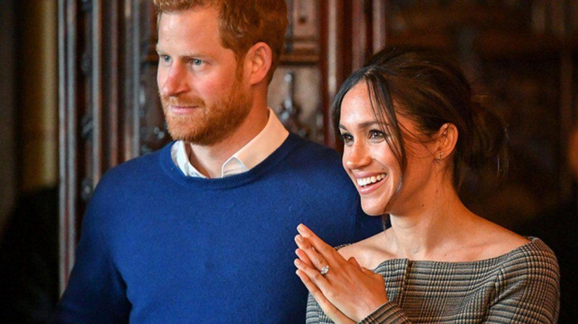Harry y Meghan anunciaron que se separan de la familia real británica