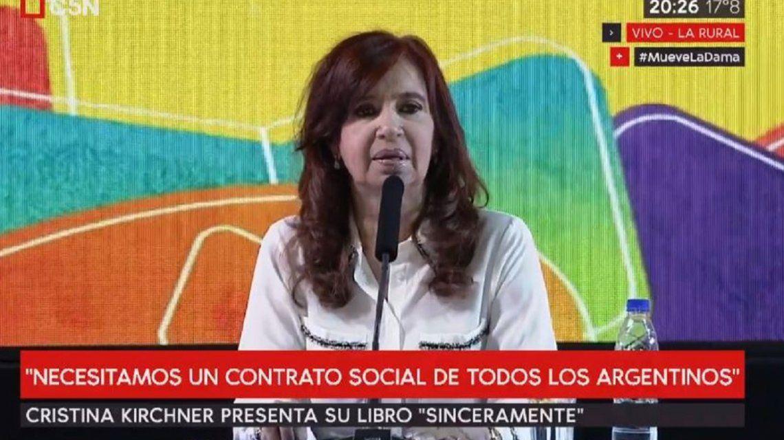 C5N llegó a ser el canal más visto de la TV argentina durante la presentación de Sinceramente