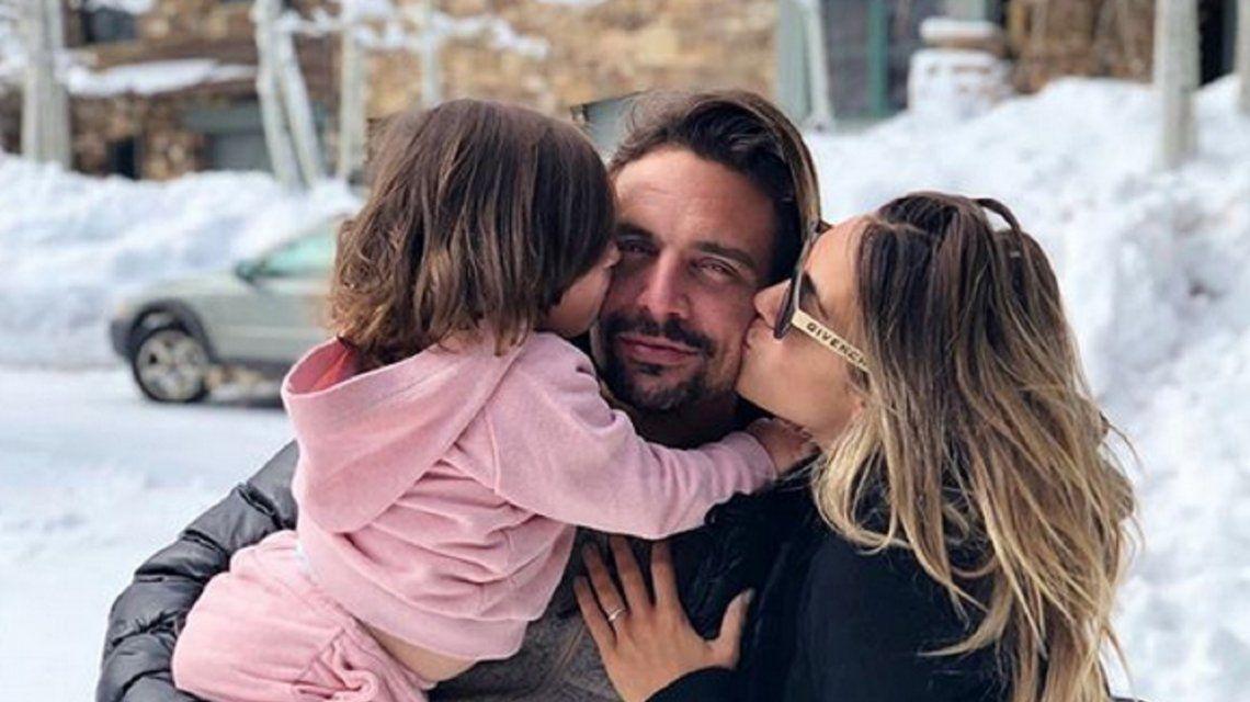Floppy Tesouro compartió una foto con su marido en medio de los rumores de crisis