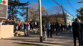 VIDEO: Evacuaron Telefe por una amenaza de bomba
