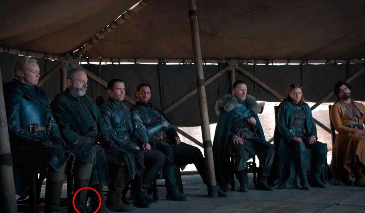 Conmoción entre los fanáticos: otro burdo error en el episodio final de Game of Thrones