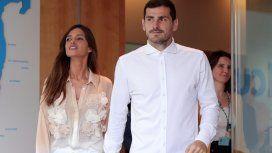 A 20 días del infarto de Iker Casillas, Sara Carbonero fue operada de un cáncer de ovarios