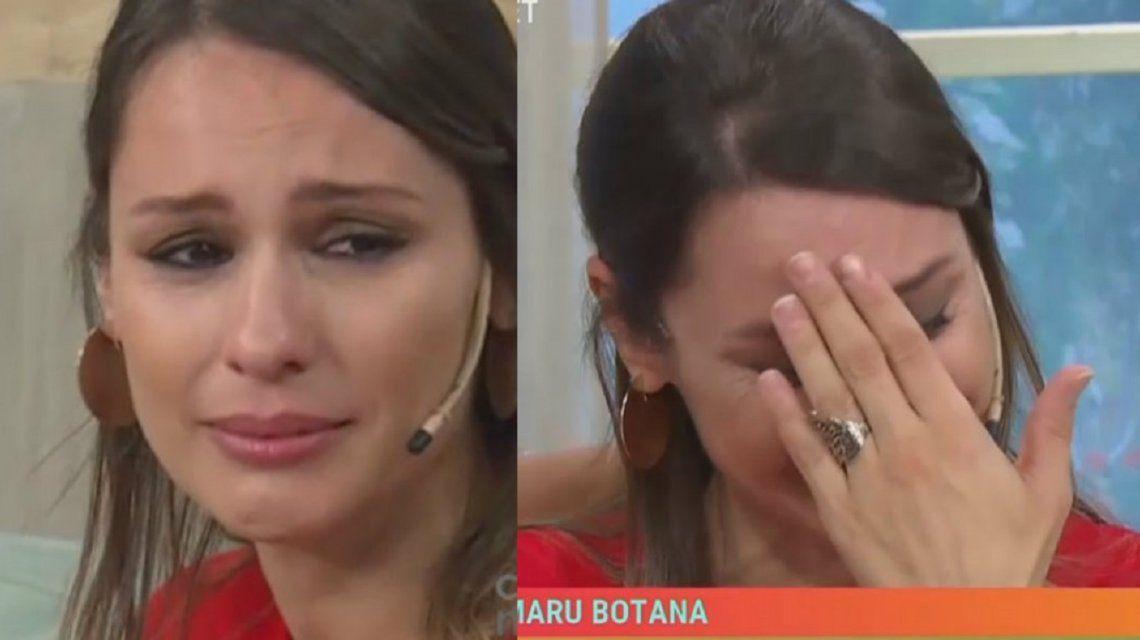 El gesto de Pampita en Twitter luego de angustiarse junto a Maru Botana por la muerte de Blanca