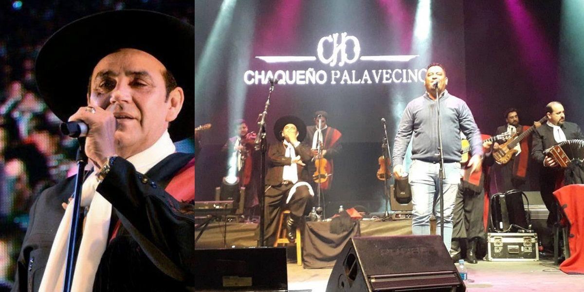 Repugnante: el Chaqueño Palavecino insultó a un colega que soñaba con cantar a dúo