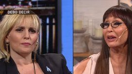 Moria Casán cruzó a Romina Manguel por su denuncia de acoso: Ridícula, lo que hiciste es una guachada