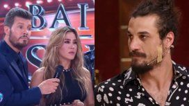 Jimena Barón, contra Marcelo Tinelli: lo trató de hipócrita por convocar a Daniel Osvaldo