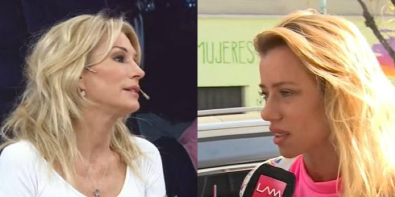 Yanina Latorre creyó que no estaba al aire e insultó a Nicole Neumann por su postura sobre el aborto