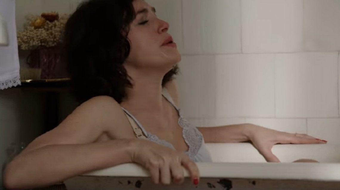 Cande Vetrano contó el detrás de escena de su parto en ATAV