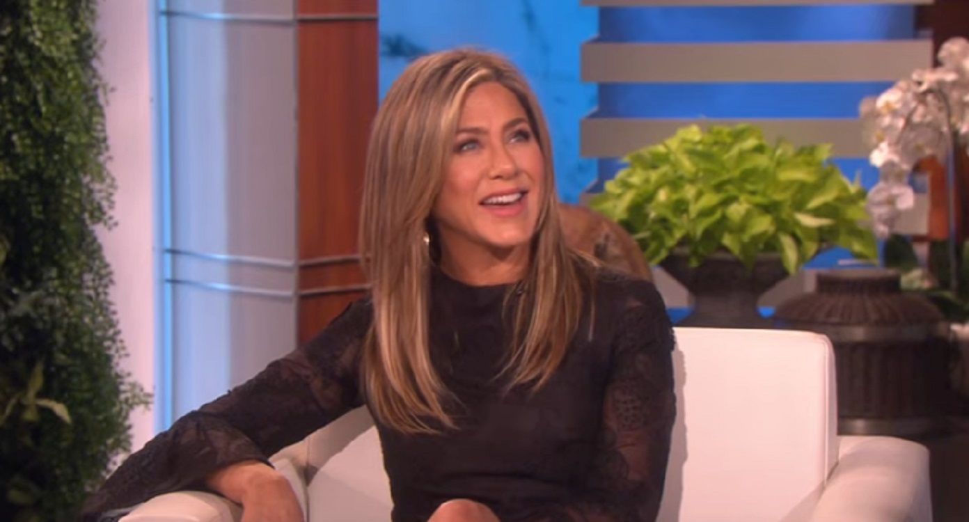 Jennifer Aniston dijo que le gustaría participar de una reunión de Friends