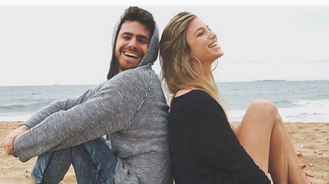 Stefanía Roitman y Gastón Soffitti anunciaron su separación: Decidimos poner un impasse