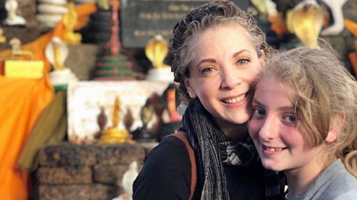 El drama de la joven hija de Edith González, la actriz mexicana que murió a causa de un cáncer