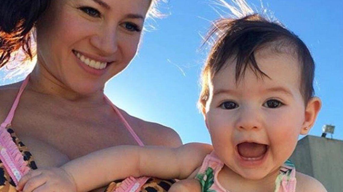 Adabel Guerrero compartió un video de su hija y en las redes la liquidaron