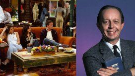 Dueño de Central Perk en Friends, el papel poco recordado de Max Wright
