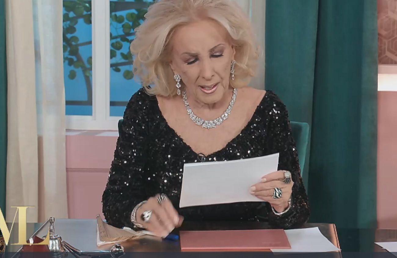 Miguel Villar: la emoción de Mirtha Legrand al recordar sus años trabajando juntos