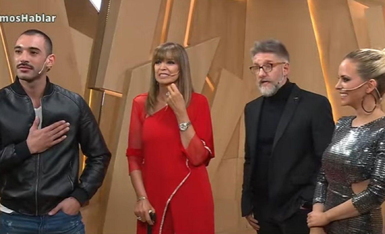 Alejandra Maglietti le dijo a Nacho Sureda que tendría sexo con él: la reacción del actor