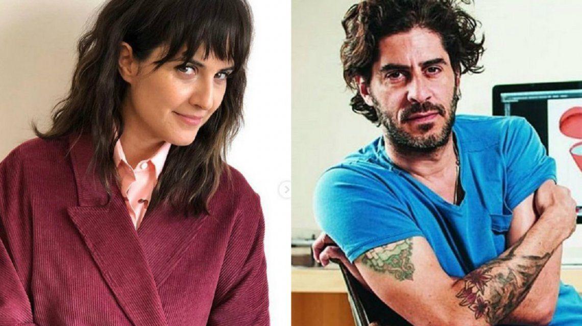 Julieta Díaz desmintió su romance con Adrián Suar: está saliendo con el humorista Tute