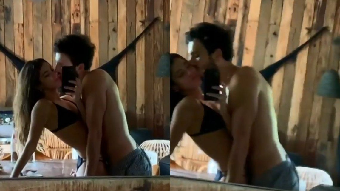 El video erótico que Tini Stoessel y Sebastián Yatra decidieron borrar