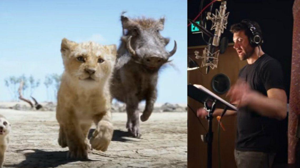 El rey león: así suena Hakuna Matata en un nuevo adelanto de la película