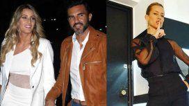 Las fotos de Mica Viciconte por el cumpleaños de una hija de Fabián Cubero sin Nicole Neumann