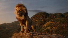 La foto del casting de El rey león, unidos para la promoción del nuevo film