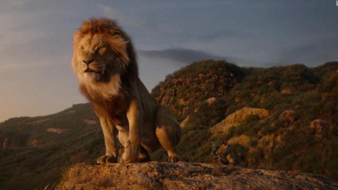 La foto del casting de El rey león, unido para la promoción del nuevo film
