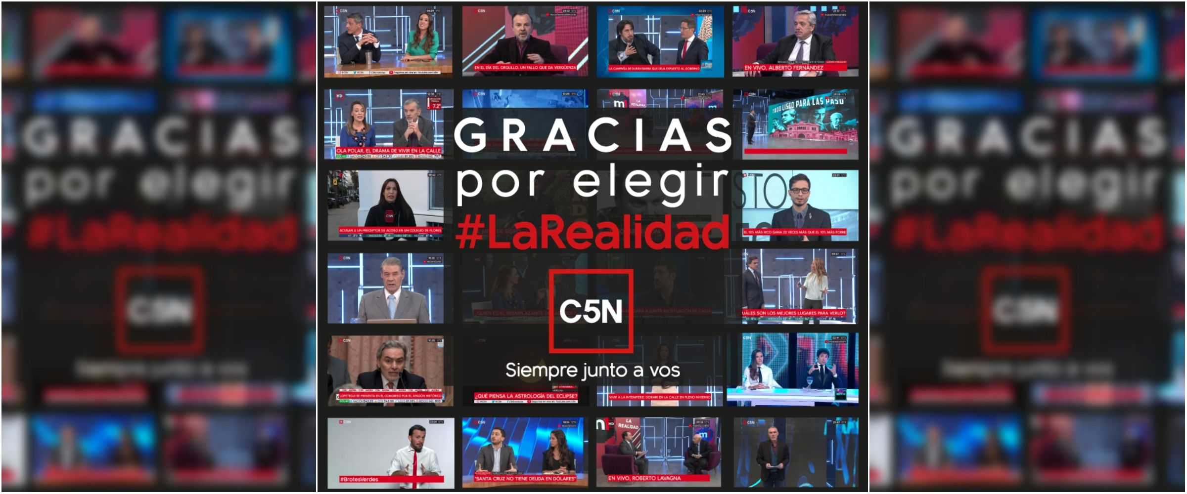 C5N lideró en rating