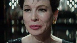 Renée Zellweger, irreconocible en el dramático film sobre la vida de Judy Garland