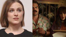Polémica entre Evan Rachel Wood y los fans de Stranger Things por una crítica al machismo en la serie