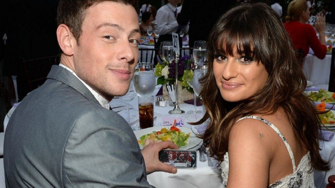 El recuerdo de Lea Michele a seis años de la muerte de Cory Monteith