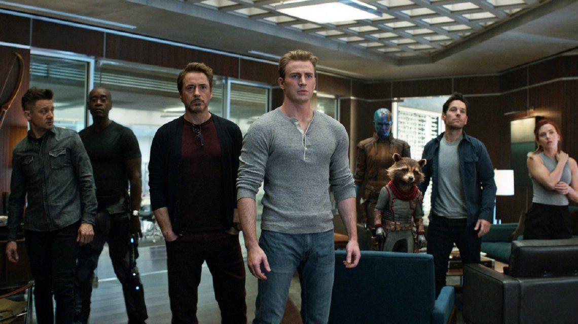 Avengers: Endgame se convirtió en la película más taquillera de la historia