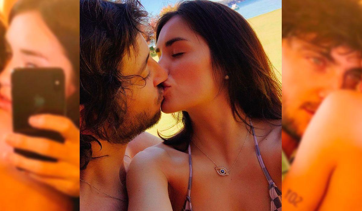 Las fotos sensuales de Lali Espósito con su novio: Cómo te extraño, mi amor