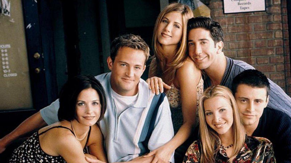 Los fans de Friends eligen cuál fue el mejor personaje