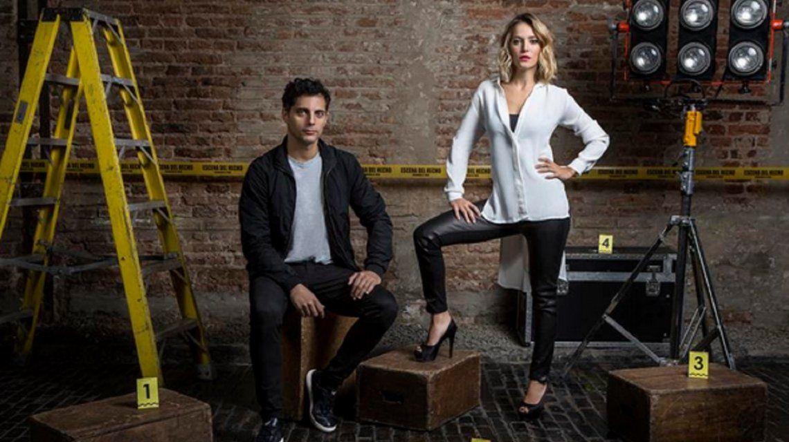 La corazonada, la nueva película Luisana Lopilato y Joaquín Furriel