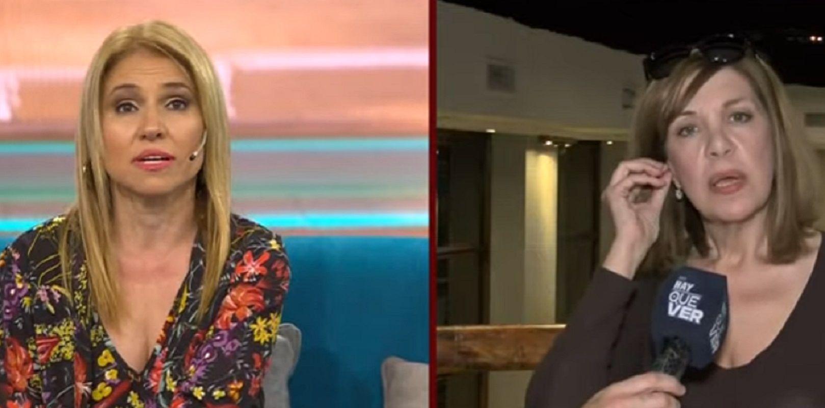 Furiosa pelea de Anabela Ascar con Fernanda Iglesias