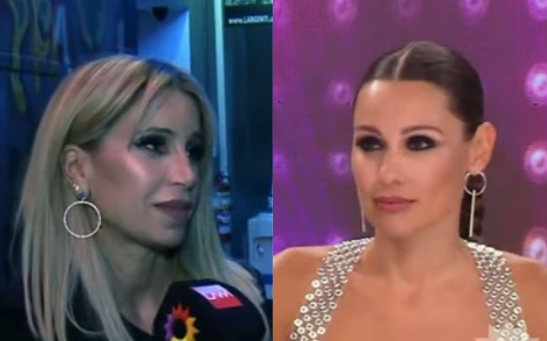 Flor Peña habló de la tristeza de Pampita tras el escándalo con Flor de la Ve