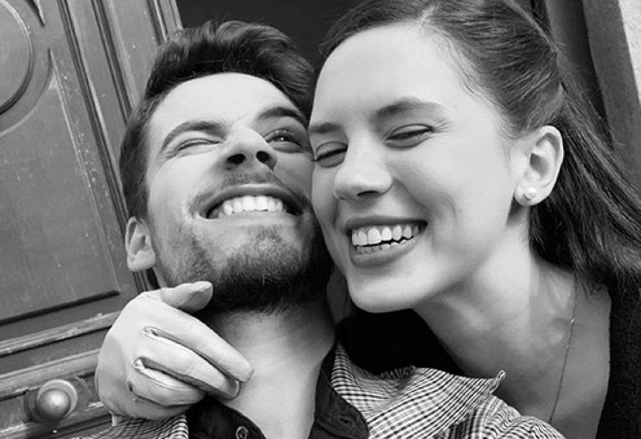 Albert Baró y Delfina Chaves, in fraganti en las grabaciones de ATAV: ¿romance confirmado?