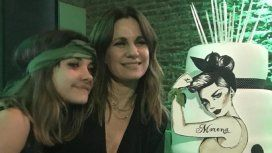 Morena, la hija de Pablo Echarri y Nancy Dupláa fue fiscal de mesa: Está decidida y comprometida con su realidad