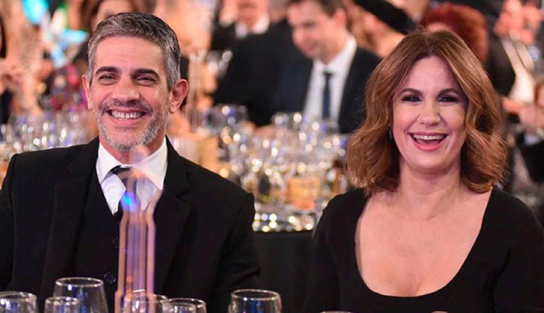 Las reacciones de Pablo Echarri y Nancy Dupláa tras la victoria de Alberto Fernández en las PASO 2019