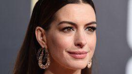 La dura experiencia de Anne Hathaway cuando le pidieron que adelgazara a los 16 años