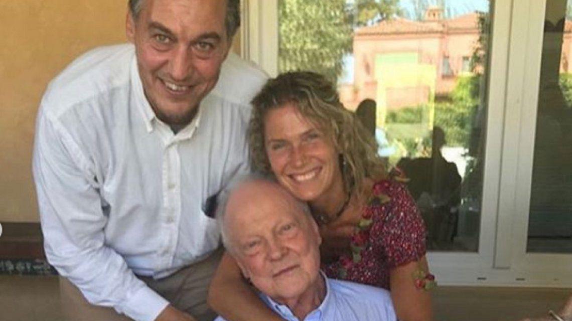 Maru Botana, dolida por la muerte de su padre: Te voy a extrañar tanto
