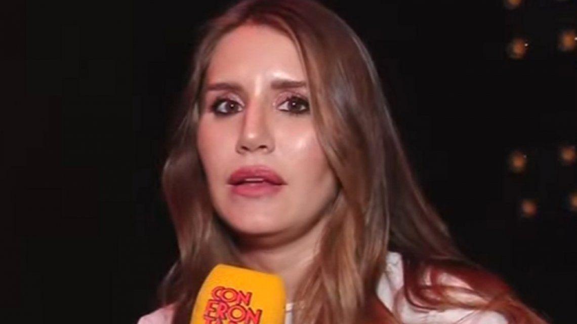 Sorpresa en el desfile de Mica Tinelli cuando una mujer trans irrumpió en la pasarela