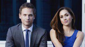 El guiño en Suits por la nueva vida de Meghan Markle en la familia real