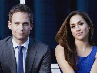 el guino en suits por la nueva vida de meghan markle en la familia real