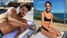 Tini Stoessel y Sebastián Yatra: lomazos al sol y piropos en las playas de California