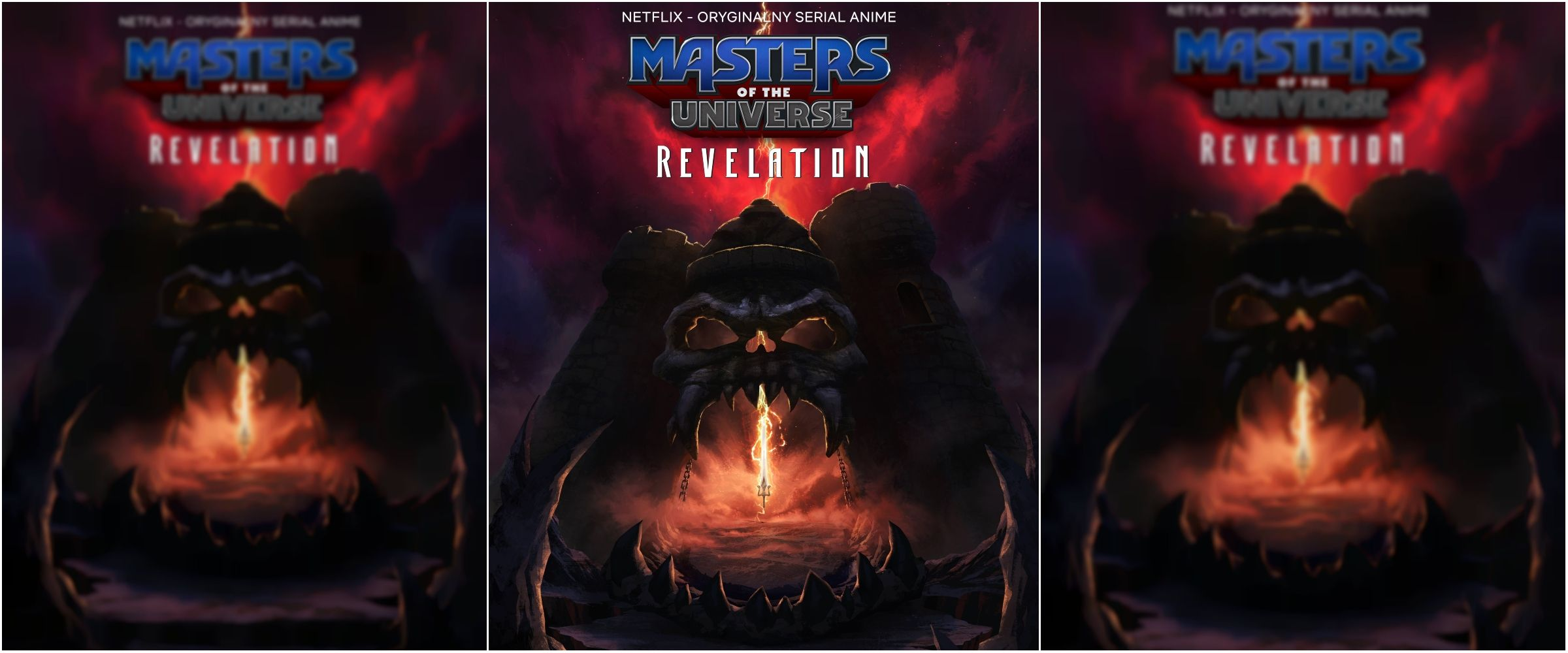 Vuelve He-Man: llega Masters of the Universe Revelation