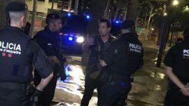 Le robaron a Chano en un episodio confuso en Barcelona