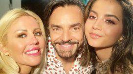 Barbie Simons, Eugenio Derbez e Isabela Moner