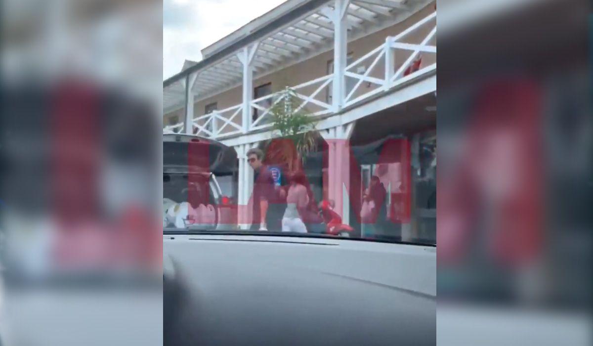 Los videos de Pampita con su nuevo novio, el empresario Roberto García Moritán