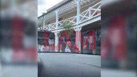Los videos de Pampita con su nuevo novio: compras y besos en público