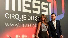 Comenzó la venta de entradas para Messi10, el show del  Cirque du Soleil: los costos
